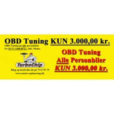 Kampagne OBD Tuning
