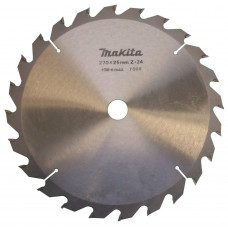 Makita savklinge nr. 00.51.48 Str. 270 x 3,0 x 25 mm. Z=24