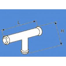 1319300A - T-stykke til brændstof slange ø6/5/6mm.