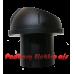 1319327A - Drejbar sort luft udblæs. rist ø80 mm.