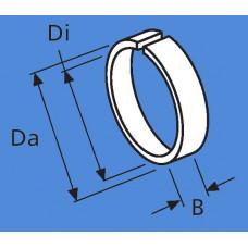 1320040A - Afstandsring diameter 70 mm / 80 mm.