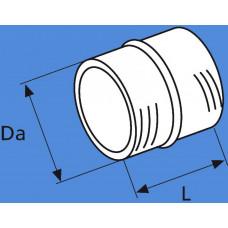 1319473A - Slangesamler til luft udvendig Ø55 mm.