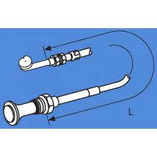 1320785A - Bowden træk 850 mm længde.