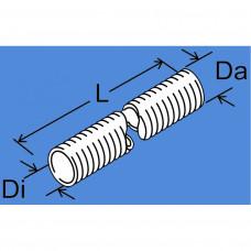 1321601A - Varmebeskyt. Flexrør/udstød.ø28mm.L10m.
