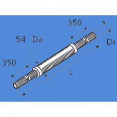 1322001A - Lydpotte i rustfrit stål ø24mm.L1800mm.