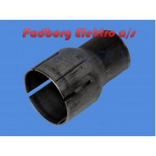 221050890002 - Reducer udstød. rør fra 30 til 23mm