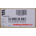 "249988000063 - Universial monterings sæt ""universal EBS"" til HYDRONIC1 12 volt 5 kw. S (Facelift) modelen."
