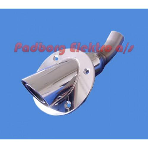 JAS-0340 - Skroggennemføring / negativ hæk ø28 mm.