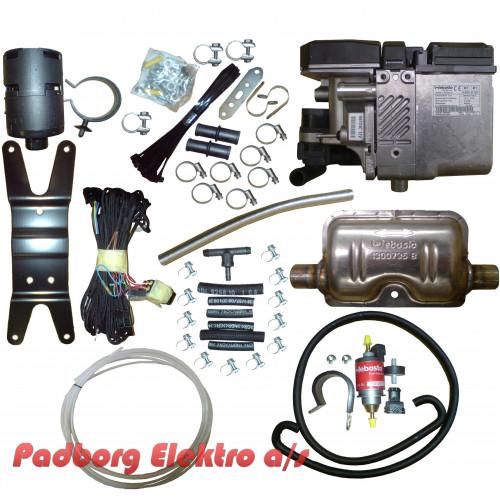 webasto thermo top c diesel 12 volt 5 kw bilvarmer fyr s t. Black Bedroom Furniture Sets. Home Design Ideas