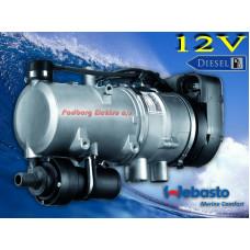 Webasto Thermo Pro 90 Marine 12v Diesel Båd vandvarmer Kompletsæt 9029940C