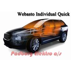 9030826B - Webasto Individual Quick tillægskit til Thermo Top Evo 4 & 5 varmere.