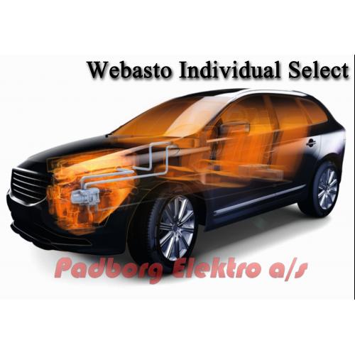 9030828A - Webasto Individual Select tillægskit til Thermo Top Evo 4 & 5 varmere.