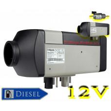 Webasto Air Top 2000 STC Diesel 12 volt 2 kw. løst luftfyr.