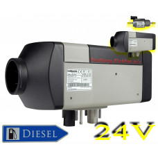 Webasto Air Top 2000 STC Diesel 24 volt 2 kw. løst luftfyr.