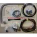 Webasto standart monteringskit til Air Top 2000 STC Benzin og Diesel.