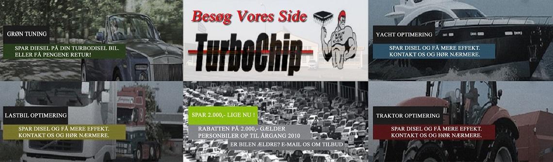 Turbochip padborg
