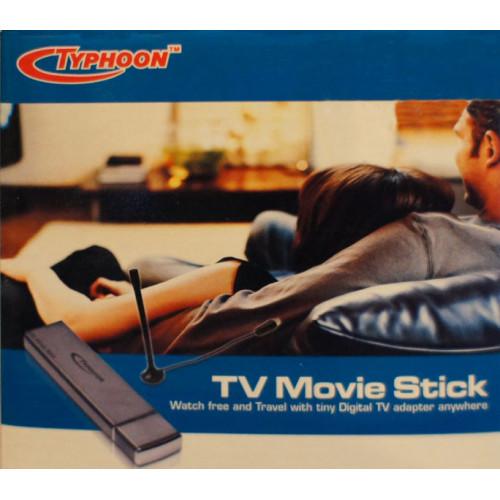 Digital USB TV stik DVB-T HDTV modtager