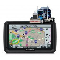 010-01342-10 - Garmin Dezl 570LMT-D, God 5 Tommers Lastbils navigation med komplet Europa kort.