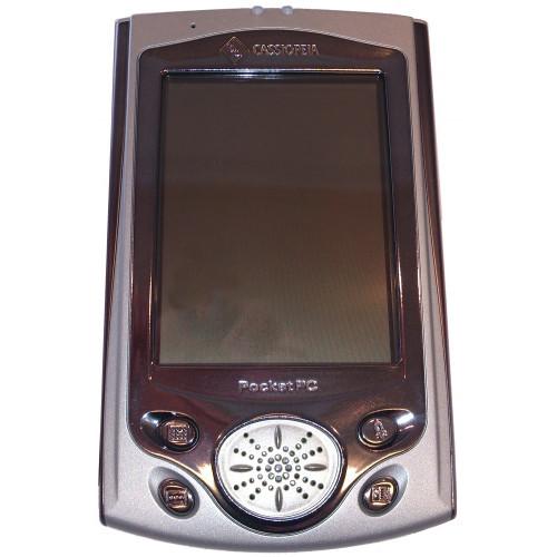 """CASIO E-200 POCKET PC 2002 MED TOMTOM NAVIGATION MED """"NORDEN""""*"""