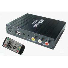 TV-Tuner DVB-T Mpeg-4 HD - Model CT-2010-HD, også når bilen kører hurtigt !!!